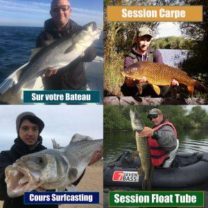 produits pêches